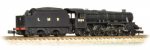 Graham Farish 372-138 Class 5 5190 LMS Plain Black